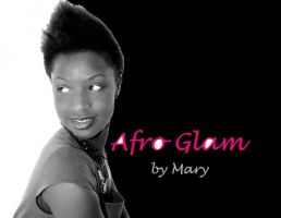 Afro Glam by Mary